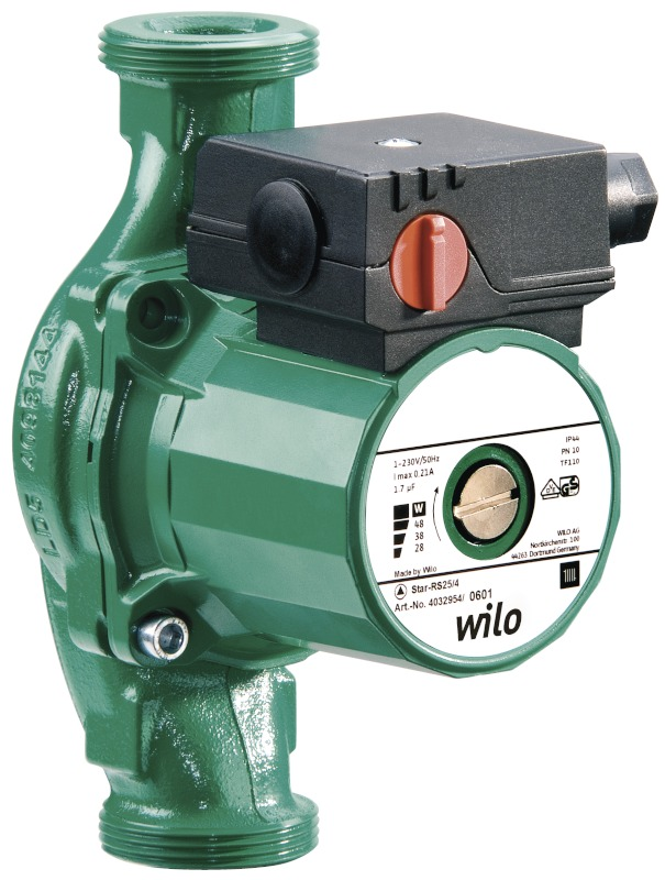 Wilo-Star-RS 25/4-RG